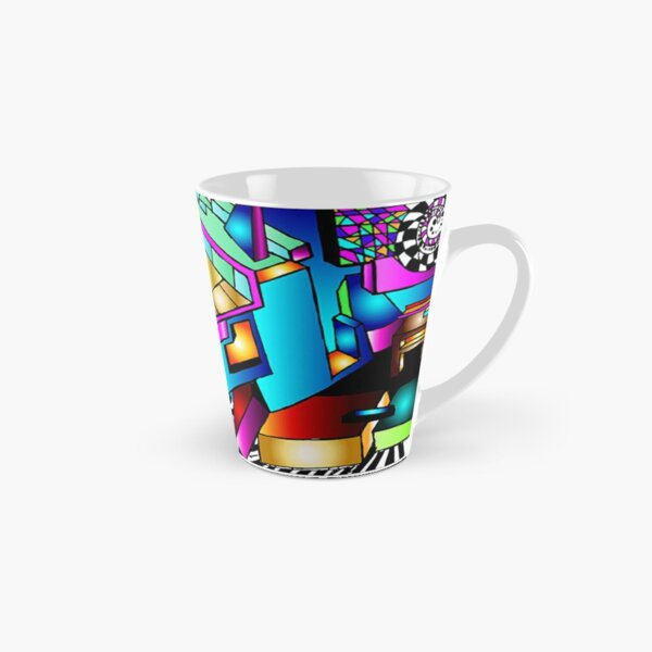Puzzle With-In Tall Mug