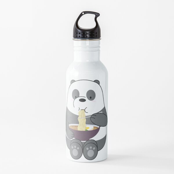 Panda Water Bottle
