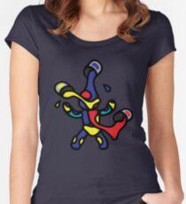 BouledeNeige creation Women's Fitted Scoop T-Shirt