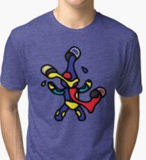 BouledeNeige creation Tri-blend T-Shirt