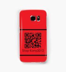 Stop Kony 2012 Samsung Galaxy Case/Skin