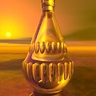 Decanter Sunset by Hugh Fathers
