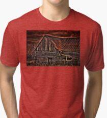 Old Barn Tri-blend T-Shirt