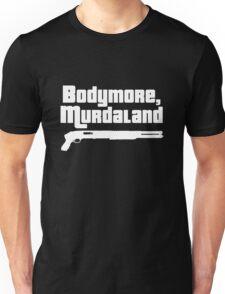 Bodymore, Murdaland Unisex T-Shirt