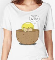 Peeta.. inside a PEETA. PEETA-CEPTION. Women's Relaxed Fit T-Shirt