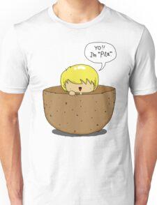 Peeta.. inside a PEETA. PEETA-CEPTION. Unisex T-Shirt