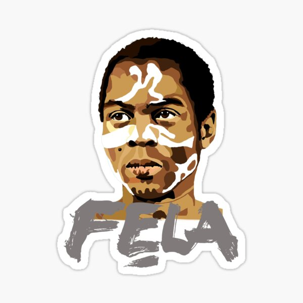 African Afrobeat Sticker