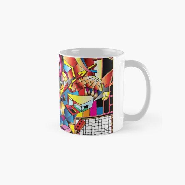Golden Glow Classic Mug