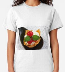 Red Currant Fingerfood Dessert Classic T-Shirt