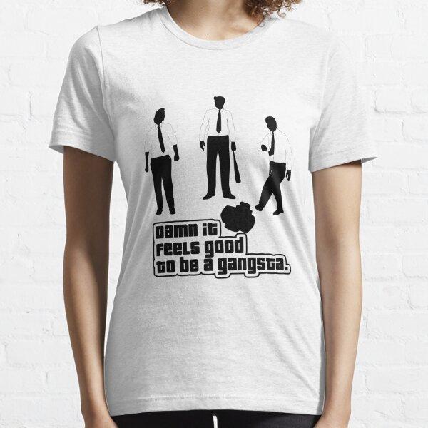 Damn It Feels Good To Be a Gangsta Essential T-Shirt