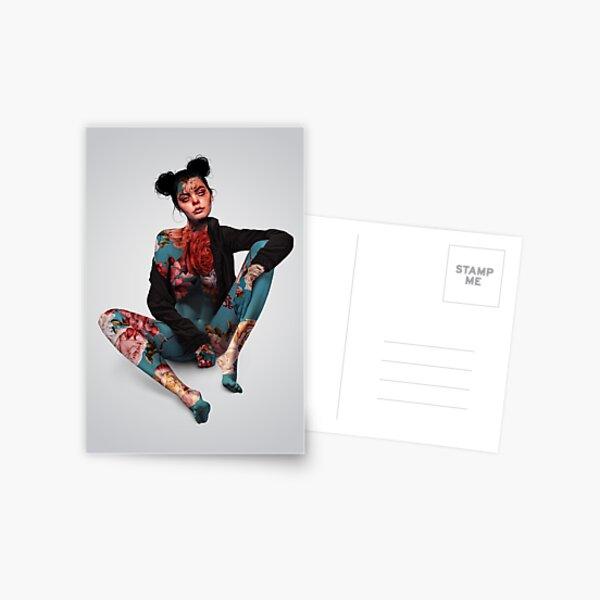 Behind The Black Postcard