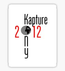Kony 2012- Kapture Kony Sticker