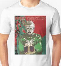 Merry Christmas Pinhead T-Shirt