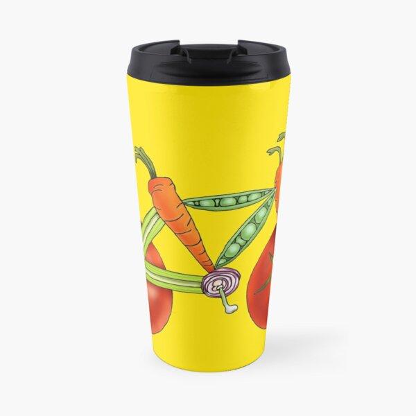 Vegetabike Travel Mug