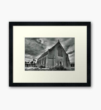 St Pauls, Sale Framed Print