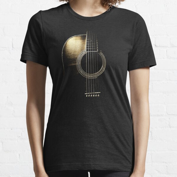 Acoustic Guitar Lite (please see description) Essential T-Shirt