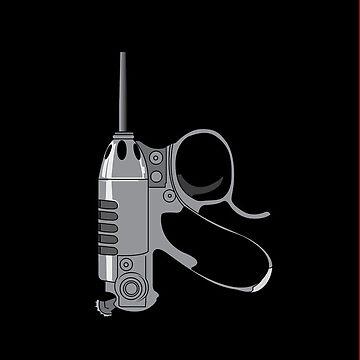 Men in Black mini Gun by tombst0ne