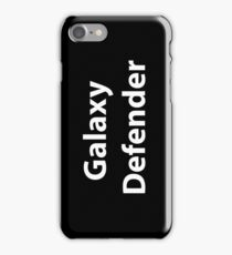 Galaxy Defender iPhone Case/Skin