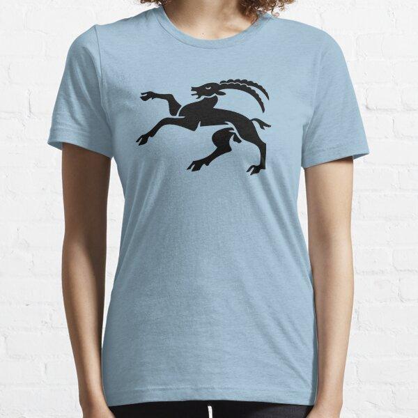 grison romanche suisse ibex Essential T-Shirt