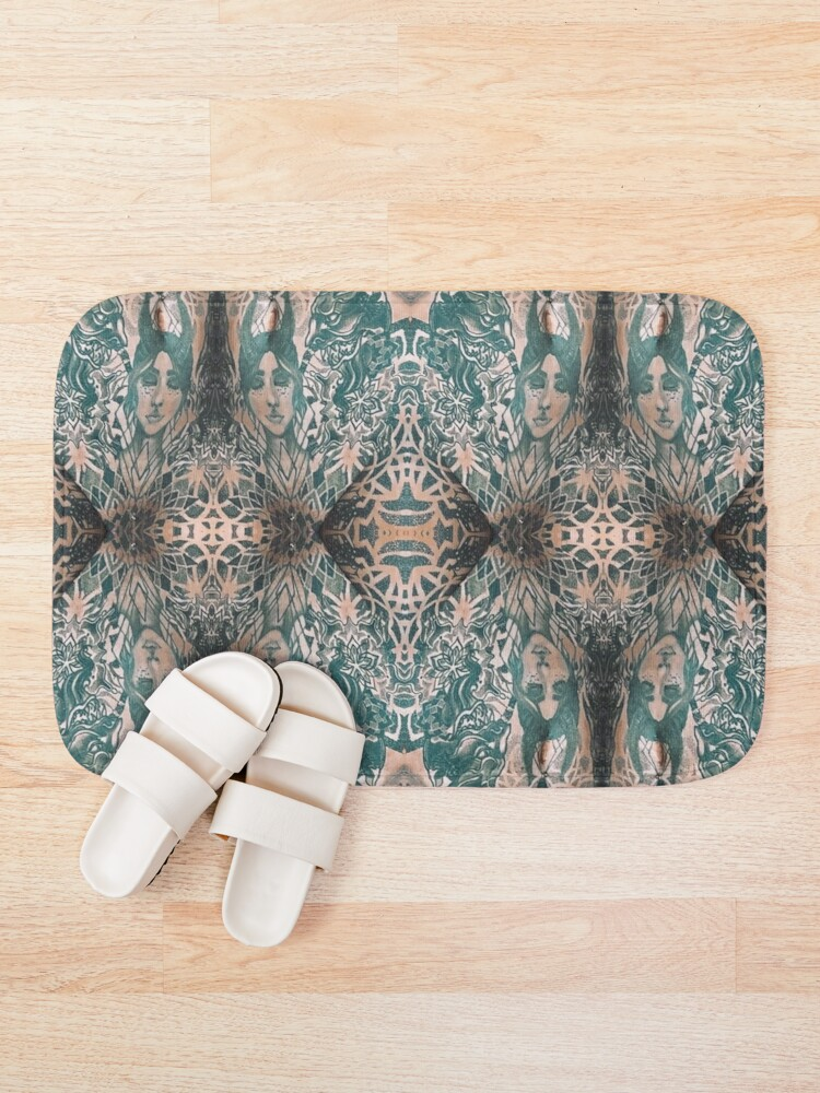 Alternate view of Gothic architecture, Architectural style Bath Mat
