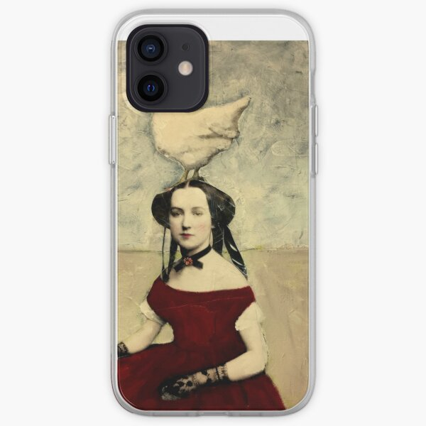 Queen Hen iPhone Soft Case