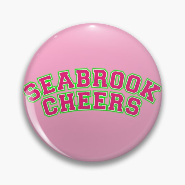 Seabrook Cheers - A cute gift for a scary zombie! Pin