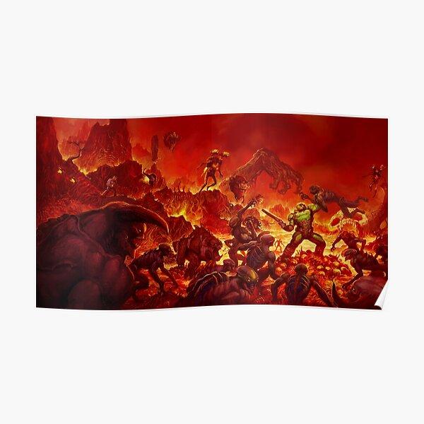 Doom Wallpaper Poster