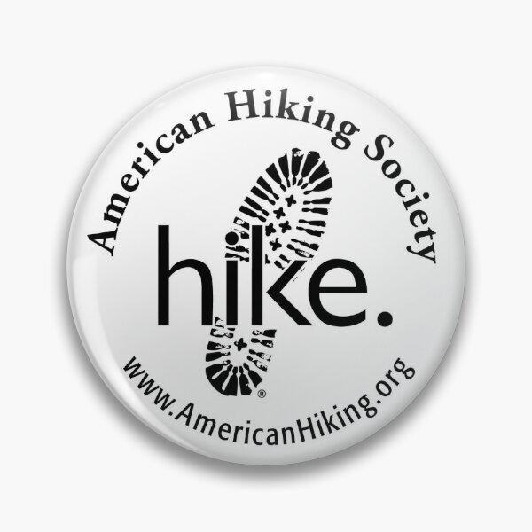 hike. Pin