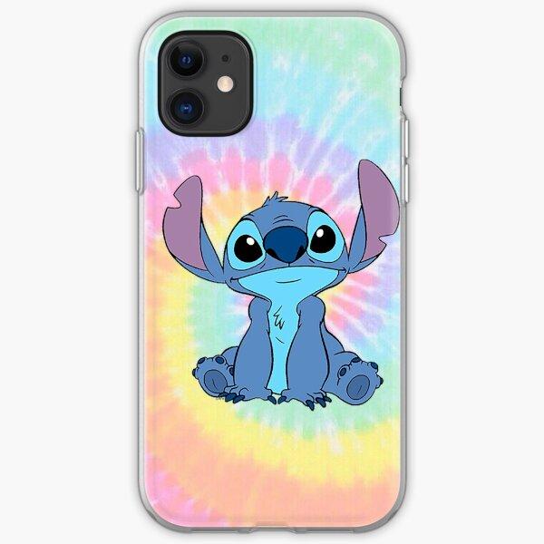 colorfull Stitch iPhone Soft Case