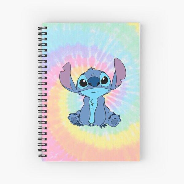 colorfull Stitch Spiral Notebook