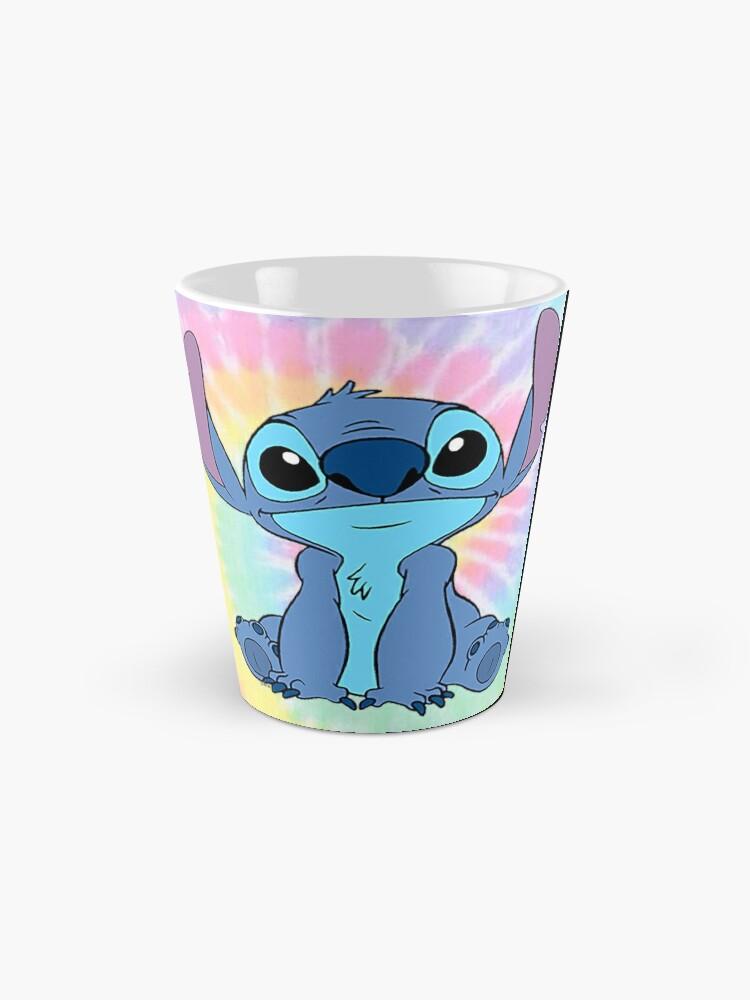 Alternate view of colorfull Stitch Mug