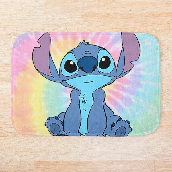 colorfull Stitch Bath Mat