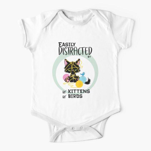 TooLoud Jurassic Dinosaur Sunrise Baby Romper Bodysuit