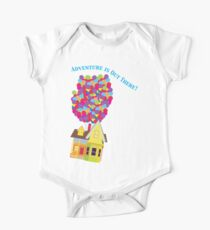 Balloon House Tee Kids Clothes