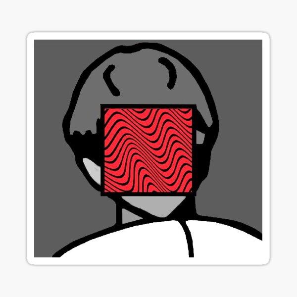 Pewdiepie Logo Sticker