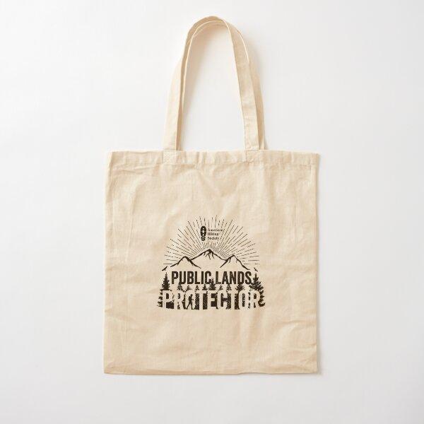 Public Lands Protector Cotton Tote Bag