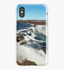 Gulfoss, Iceland iPhone Case/Skin