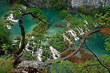 Plitvice National Park - Croatia by Arie Koene