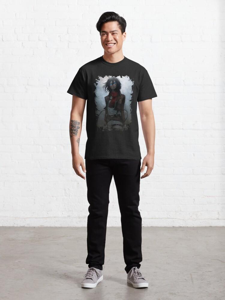 Alternate view of Mikasa Ackerman Classic T-Shirt