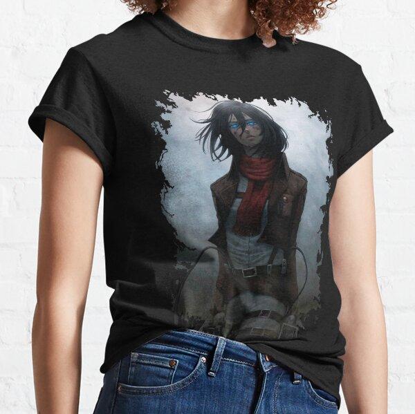 Mikasa Ackerman Camiseta clásica
