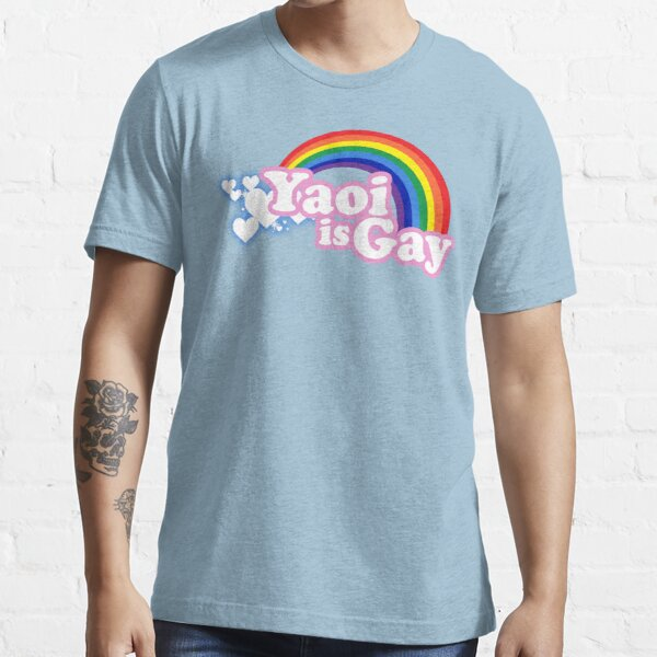 Yaoi is Gay Essential T-Shirt