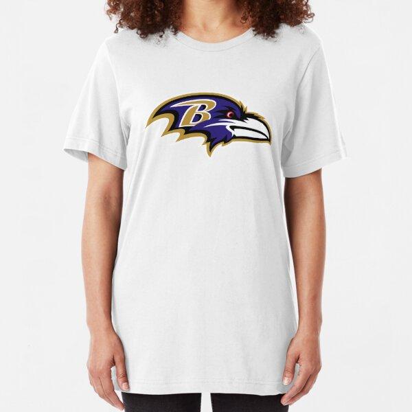 Best, Ravens-Logo Slim Fit T-Shirt