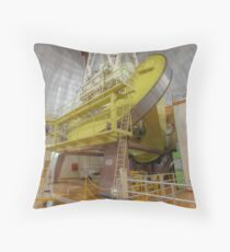 Anglo-Australian Telescope • Siding Spring • New South Wales Throw Pillow