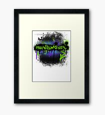 Moriarty was real (mania) Framed Print