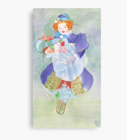 Na Bolshoy Morckoy Canvas Print