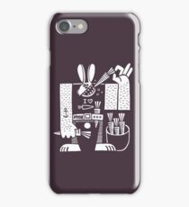Carrots All Day Long iPhone Case/Skin
