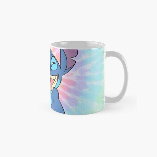 Colorful Stitch sitting Classic Mug