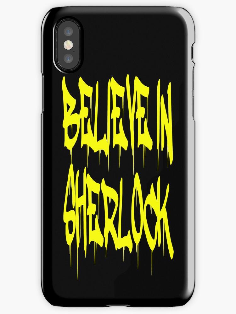 Believe in Sherlock by Margaret Who