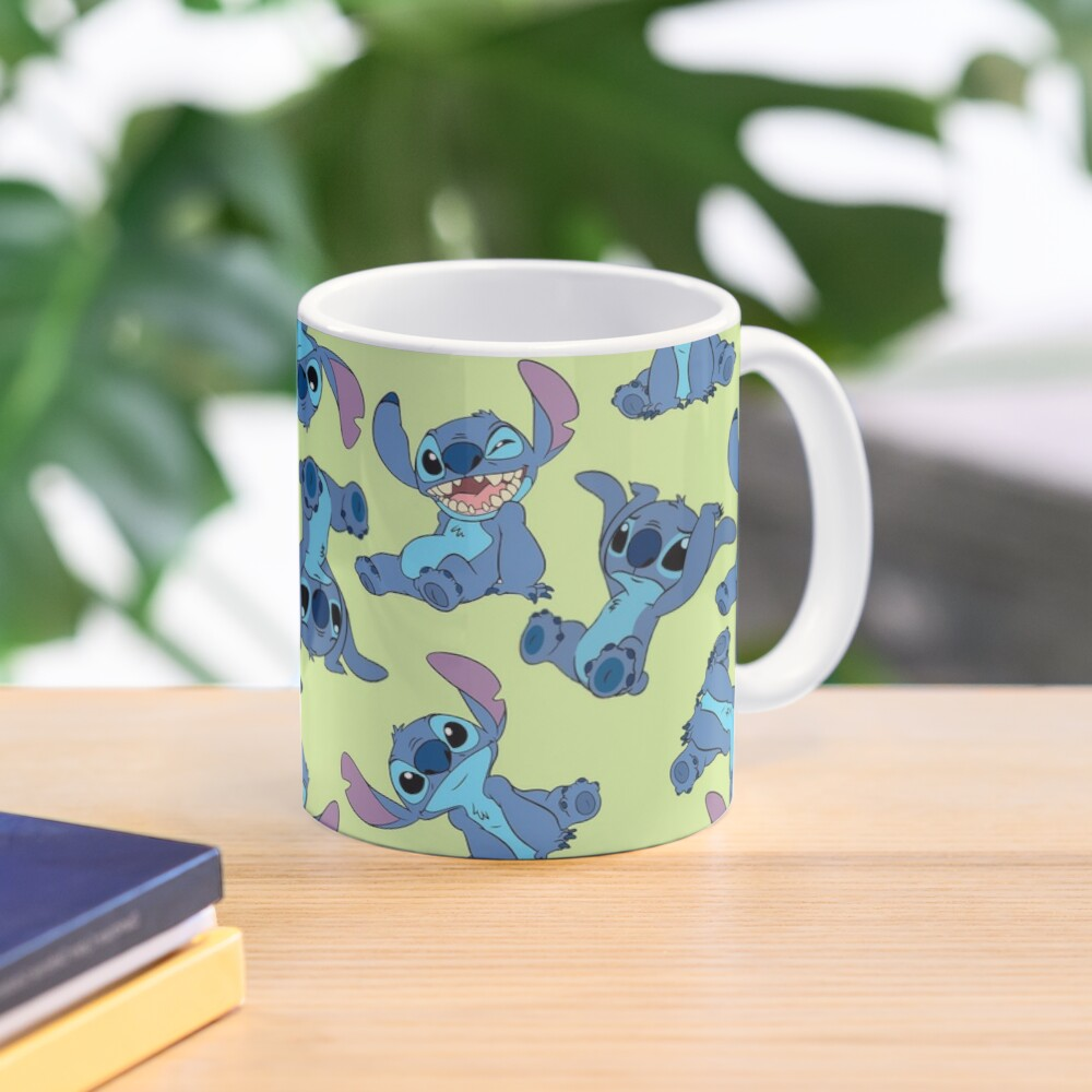 Multiple stitch Mug
