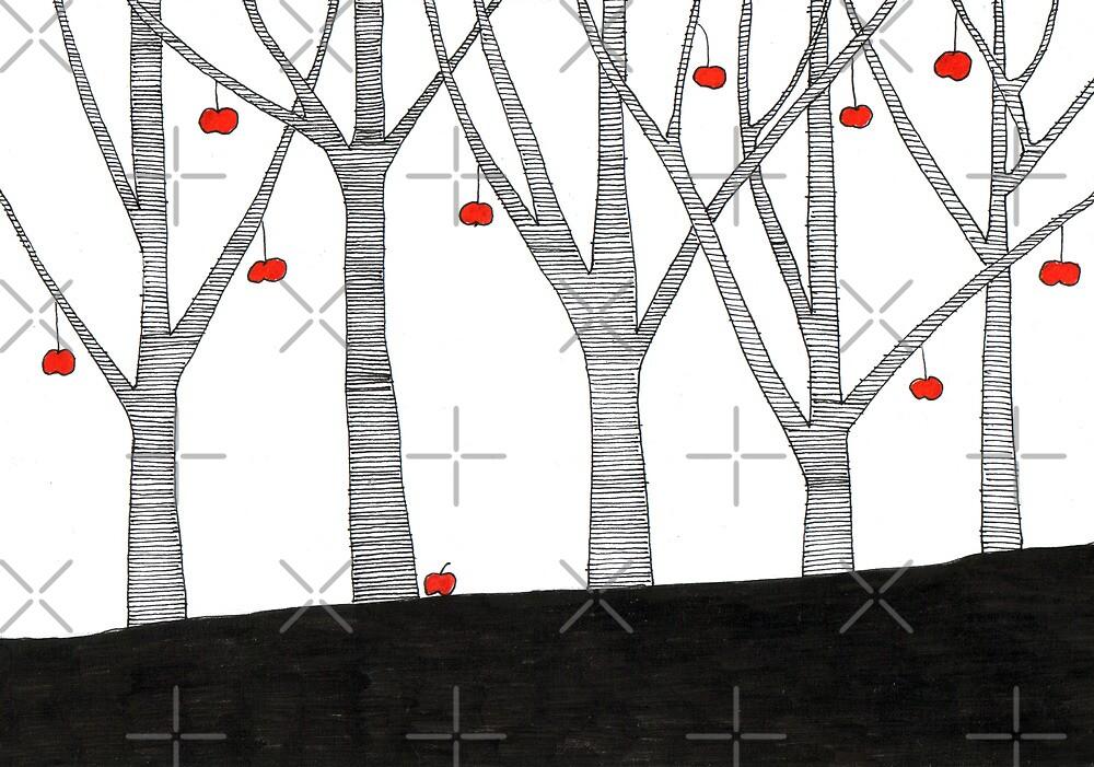 Apples by Aleksandra Kabakova